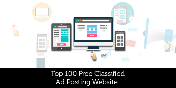 top 100 free classified ad posting pebsite best classified list