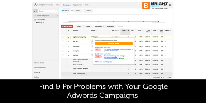 how to create ad campaign in google adwords