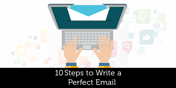 how to write a perfect marketing email