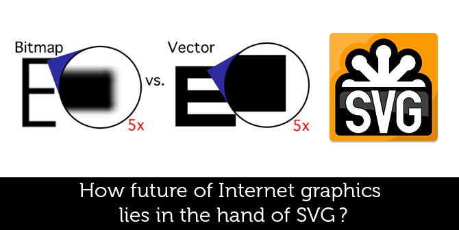 how future of internet graphics lies in the hand of svg