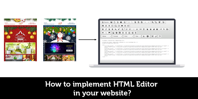 How to implement HTML_Editor_in_your_website